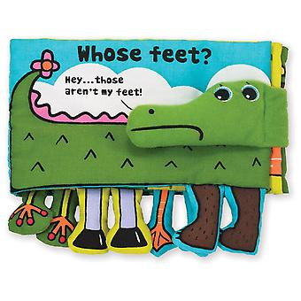 Melissa & Doug Whose Feet?