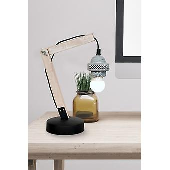 TABLE LAMP LAMP DESK TABLE LAMP NIGHT TABLE LAMP GREY