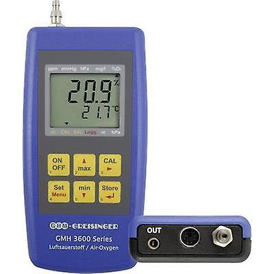 Greisinger GHM GMH3695 Oxygen detector