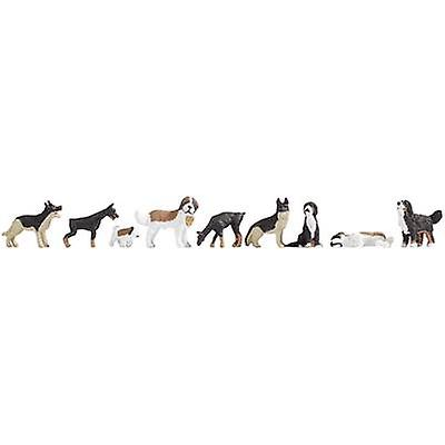 NOCH 15717 H0 Figures dogs