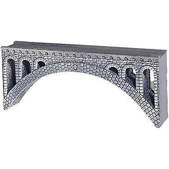 H0 Rhône viaduct 1-rail Universal (L x W x H) 370 x 44 x 150 mm