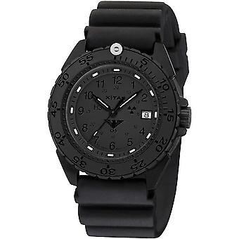KHS Herrenuhr of enforcer black steel XTAC KHS. ENFBSXT. DB