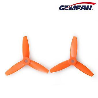 Gemfan 3035-3BN Propeller, 4 pcs Orange