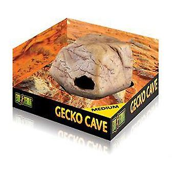 Exo Terra Cave for Medium Gecko (Reptiles , Decoration , Caves & Rocks)