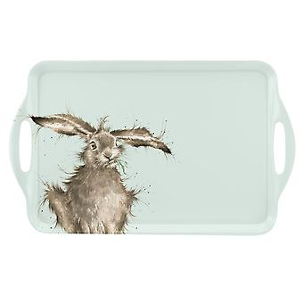 Wrendale Hare Large Tray