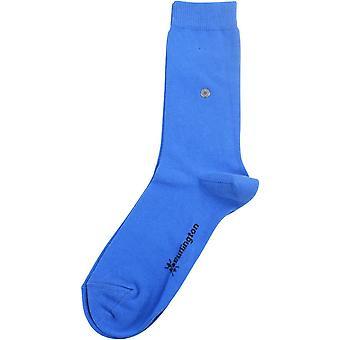 Chaussettes Burlington femme - bleu