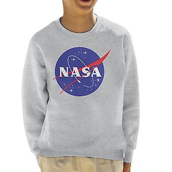 The NASA Classic Insignia Kid's Sweatshirt