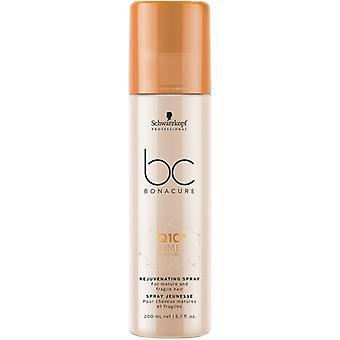 Schwarzkopf BC Q10 tijd herstellen verjongen Spray 200 ml