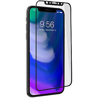ZAGG InvisibleShield ice cream + Contour Black case for iPhone X/XS