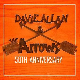 Davie Allan & pilar - 50-årsjubileum [CD] USA import