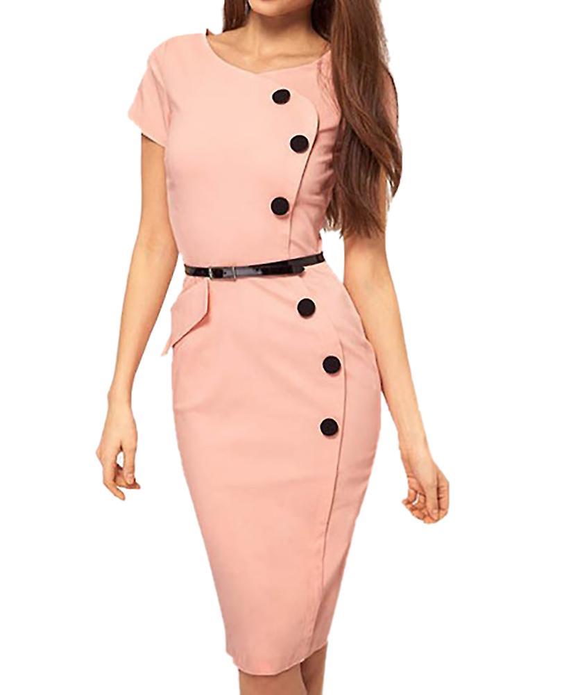 Waooh - Fashion - Dress Knöpfe und Gürtel