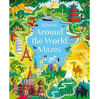 Around the World Mazes by Sam Smith - 9781474937511 Book