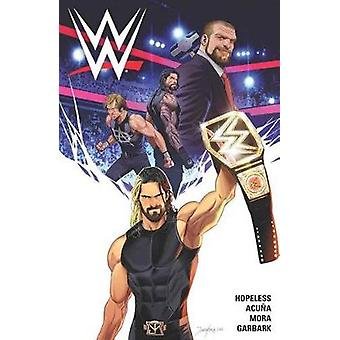 WWE - Volume 1 - 9781608869442 Book
