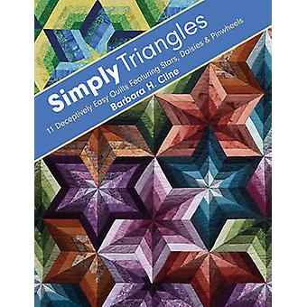 Simply Triangles by Barbara H. Cline - 9781607054214 Book