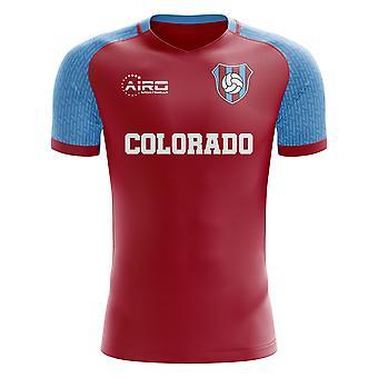 Koszulka piłkarska Home Concept 2019-2020 Colorado