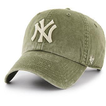 47 fire Relaxed Cap - HUDSON New York Yankees celtic green