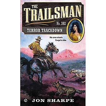 Terror Trackdown (Trailsman serien #303)