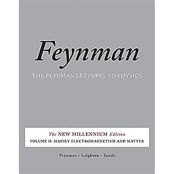 Feynman Lectures on Physics, Vol. II: 2