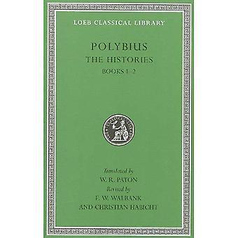 Polybius, historia, volym I: böcker 1-2