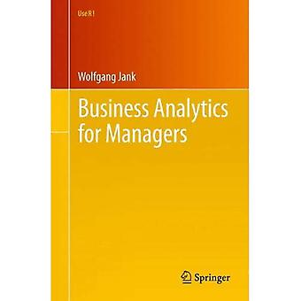 Business Analytics for ledere