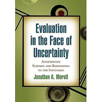 Evaluatie in het gezicht van onzekerheid: verrassing anticiperen en reageren op de onvermijdelijke