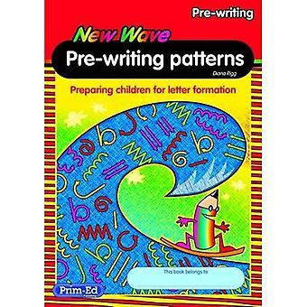 New Wave Pre-Writing Patterns Workbook: Preparing Children for Letter Formation