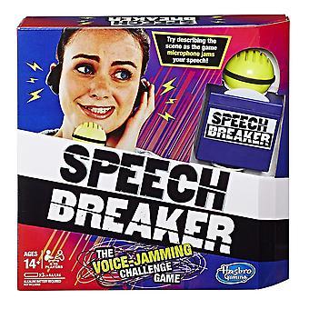 Games Hasbro Speech Breaker - English Version