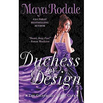 Duchess by Design: A Novel