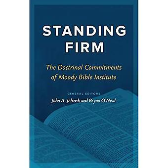 La firme debout: Les engagements doctrinaux du Moody Bible Institute
