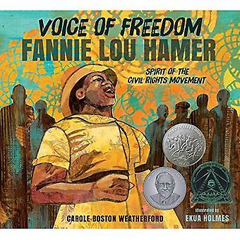 Voz da liberdade: Fannie Lou Hamer: O espírito do movimento pelos direitos civis