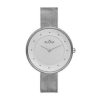 Skagen women's Watch with metal plated stainless steel SKW2140