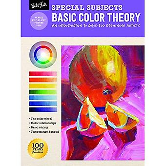 Special Subjects: Basic Color Theory: An introduction to color for beginning artists (How to Draw & Paint)