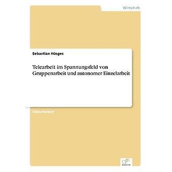 Telearbeit im Spannungsfeld von Gruppenarbeit und autonomer Einzelarbeit by Hsges & Sebastian