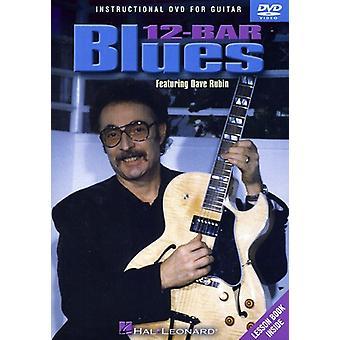 12-Bar Blues [DVD] USA import