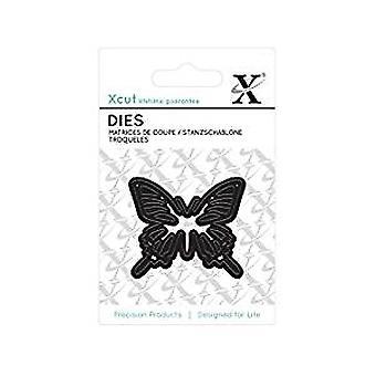 Xcut Mini Die - (1pc) Butterfly (XCU 503604)