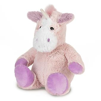 Warmies Cozy Plush Fully Microwavable Toy: Unicorn