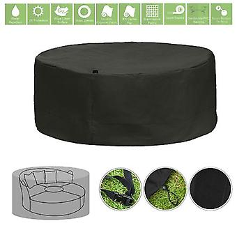 Gardenista® Black Protective Cover for Daybed Lounger
