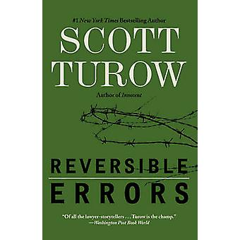 Reversible Errors by Scott Turow - 9780446574938 Book