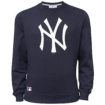 Nowa era sweter - MLB New York Yankees granatowy