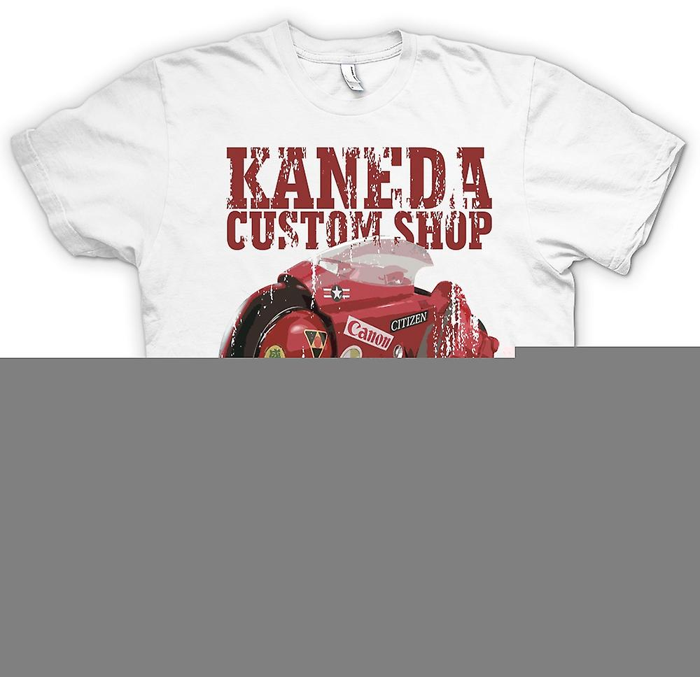 Kvinner t-skjorte-Kaneda Custom Shop - Neo Tokyo - Akira