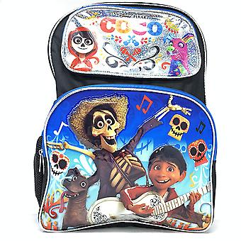 Backpack - Disney - CoCo - Black/Silver 16