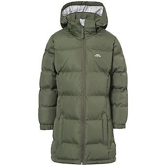 Girls Trespass Tiffy Puffa Jacket