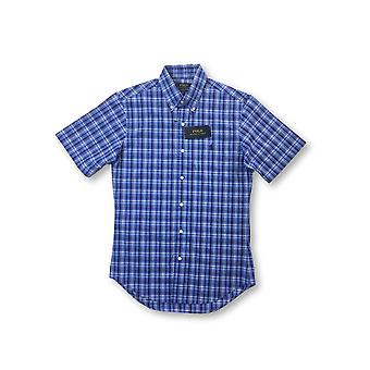 Ralph Lauren Polo lim fit hirt in blau/nav