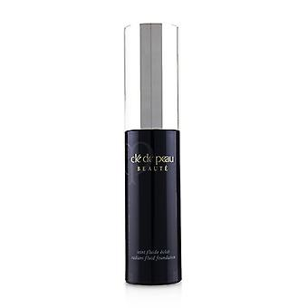 Cle De Peau Radiant Fluid Foundation Spf 25 - # I10 (very Light Ivory) - 30ml/1oz
