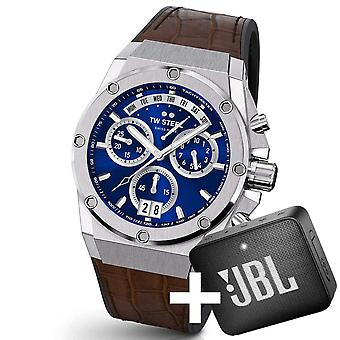 TW Steel Chronograph mens watch Ace111 Genèse 44 mm