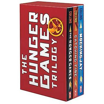 The Hunger Games Trilogy by Suzanne Collins - 9780545670319 Book