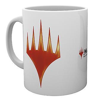 Magic the Gathering Planeswalker Logo Mug