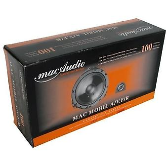 2-suuntainen koaksiaalinen järjestelmän mac audio Mac mobiili A/V.F/R, B-stock