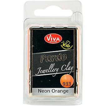 PARDO Jewelry Clay 56g-Neon Orange PARDO-93360