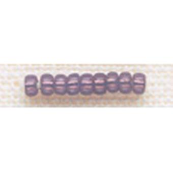 Mill Hill Glass Beads Size 8 0 3Mm 6.0 Grams Pkg Opal Hyacinth Gbd8 18826